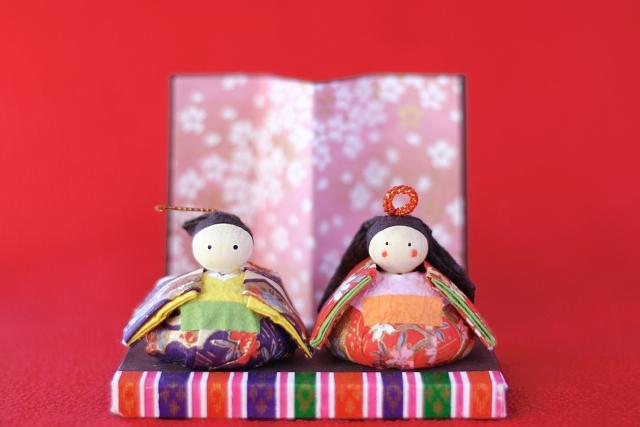 雛人形,飾る時期