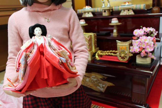 雛人形,いつまで飾る