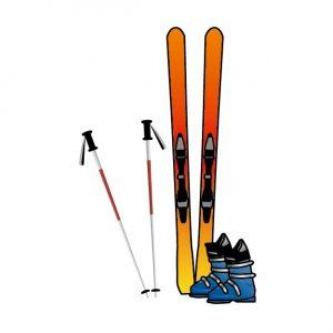 スキー 初心者 道具 レンタル