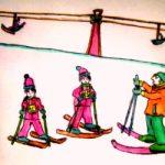 スキー 初心者 スクール